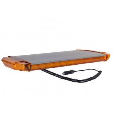 LED Lygtebro 80 cm - multi volt - orange cover