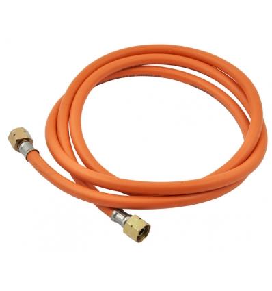 _Gasslange med 15 mm indvendig omløber