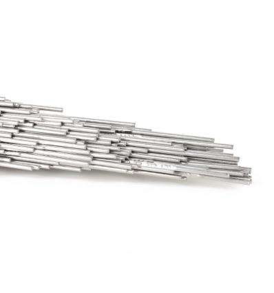 Tilsatstråd - sort jern - 1 m x 1,6 mm