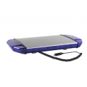 LED blå udrykningsblink/lygtebro 60 cm