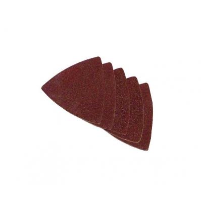Trekantet sandpapir 90x90x90 mm korn150