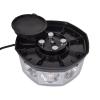 Advarselsblink/rotorblink med COB LED og kraftig magnet