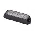 Blitzlys LED til indbygning - lav model