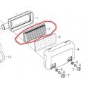 Luftfilter indsats til 13 hk Rato motorer