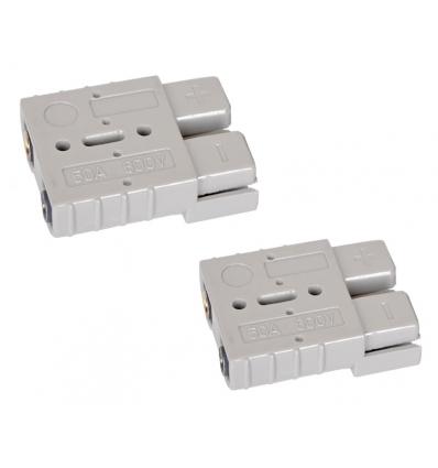 _Quick connector - 2 stk. til elektrisk trækspil -50 A