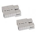 Quick connector - 2 stk. til elektrisk trækspil - 50 A