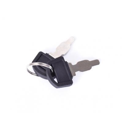 Nøgler til nøglebox/elstart (benzinmotor)
