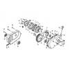 Oliekobling til 5,5 + 6,5 hk motorer