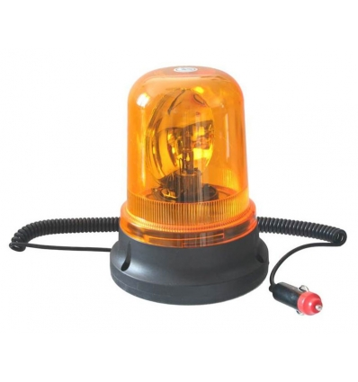 Advarselsblink/rotorblink 12 V - orange