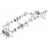 Vario kobling til go-kart (motor med 19 mm aksel)