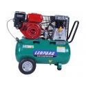 Kompressor 50 liter 5,5 hk benzin