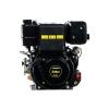 Dieselmotor 7 hk med elstart + forvarme