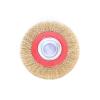 Stålbørste 150 mm til bænkslibere