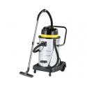 Våd og tør støvsuger - 50 liter