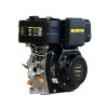 Dieselmotor 10 hk med forvarme 25,4 aksel