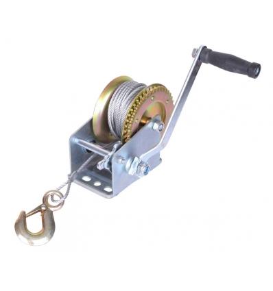 Trækspil manuel - 900 kg - 2-vejs