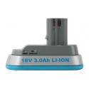 PREMIUM POWER Batteri Li-ION 18 V 3,0 Ah