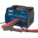 FERM Batterilader med 75 A starthjælp