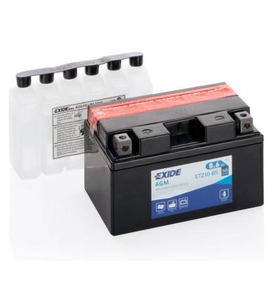 Batteri 12 volt - 8,6 Ah - Exide
