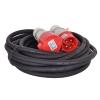 Forlængerkabel 400 volt 10 meter 2,5 mm²