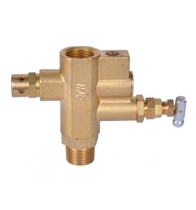 _Gasregulator til benzin kompressor