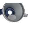 Metaltragt med si - Ø160 mm