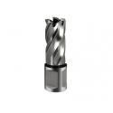 Kernebor HSS ø15 x 25 mm weldon