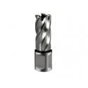 Kernebor HSS ø18 x 25 mm weldon