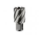 Kernebor HSS ø24 x 25 mm weldon
