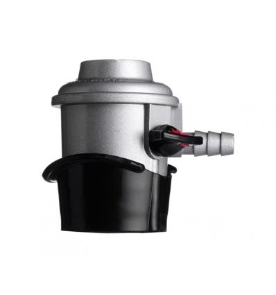 _ Kosan regulator til gas - lavtryk - med studs