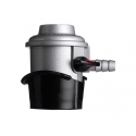 Kosan regulator til gas - lavtryk - med studs