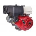15 hk Lutian benzinmotor med 25,4 mm aksel
