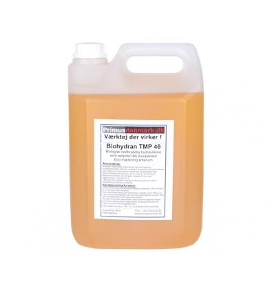 Hydraulikolie - biologisk nedbrydelig 5 liter