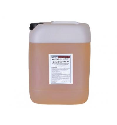Hydraulikolie - biologisk nedbrydelig 20 liter