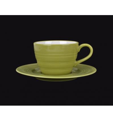 Anna Berg stor kop (tekop) 40 cl med underkop