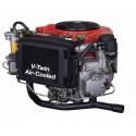 20 hk dieselmotor med lodret aksel 25,4 mm