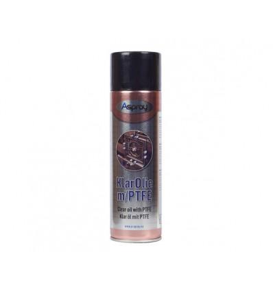 Klar olie spray 500 ml