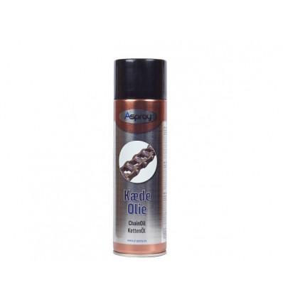 kædeolie spray 500 ml