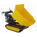 Motorbør / minidumper - hydraulisk tip