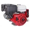 13 hk Lutian benzinmotor m/25,4 mm aksel + elstart