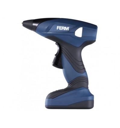 FERM Limpistol med 7,2 volt batteri