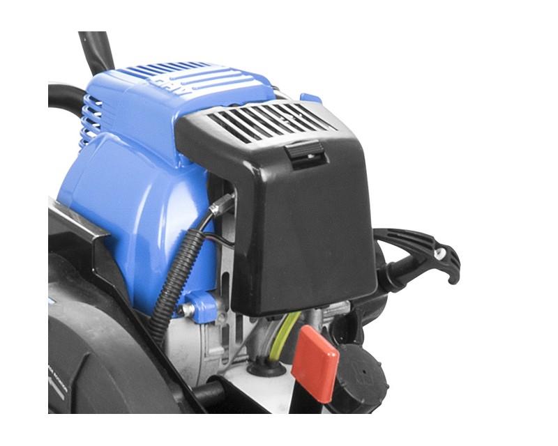 Kantskærer med 1,4 hk benzinmotor
