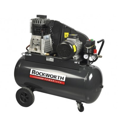 Kompressor 90 liter 400 volt