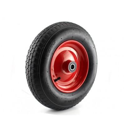 Hjul til trillebør - ekstra kraftige lejer