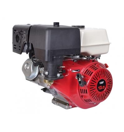 13 hk Benzinmotor 25 mm aksel