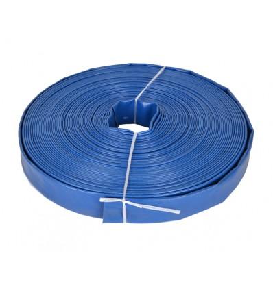 """""""Blå"""" Brandslange 1½"""" - 50 meter"""