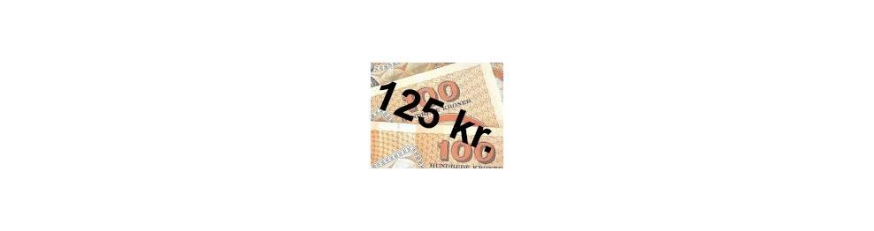 125 kr marked