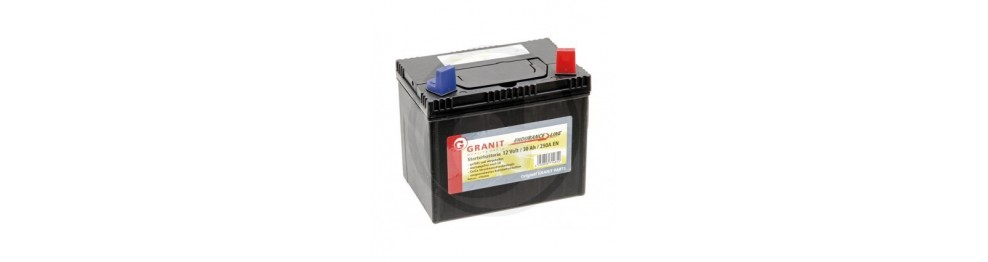 Batteri til havetraktor