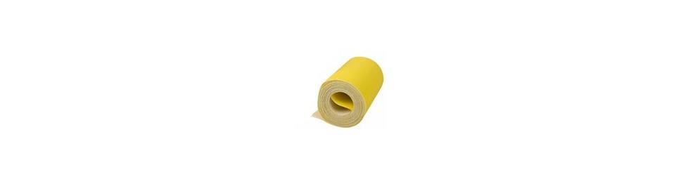 Sandpapir på rulle